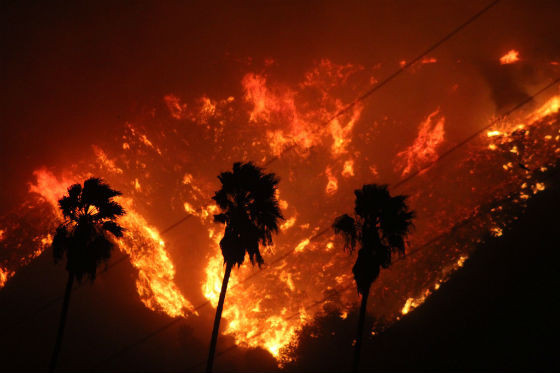 incendi california