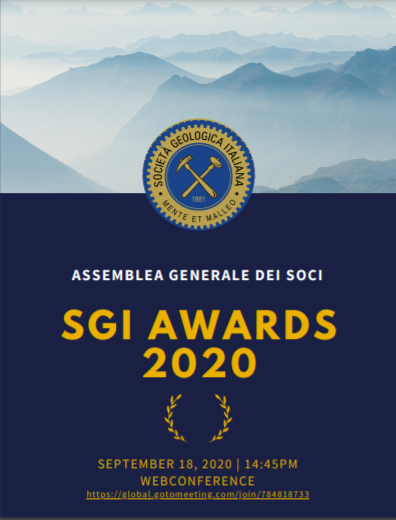 SGI AWARDS 2020