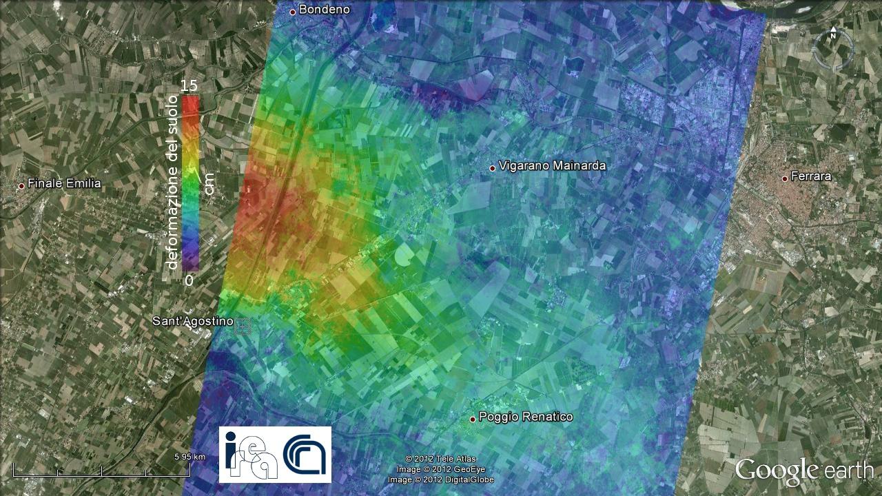 Nuovi dati sul terremoto in Emilia e miscellanea di domande e risposte