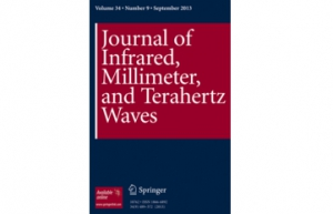 "Special Issue della rivista ""Journal of Infrared, Millimeter and Terahertz Waves"""